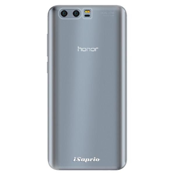 Silikonové pouzdro iSaprio - 4Pure - mléčný bez potisku - Huawei Honor 9