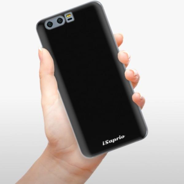 Silikonové pouzdro iSaprio - 4Pure - černý - Huawei Honor 9