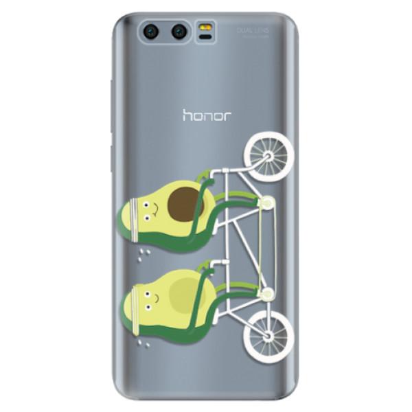Silikonové pouzdro iSaprio - Avocado - Huawei Honor 9
