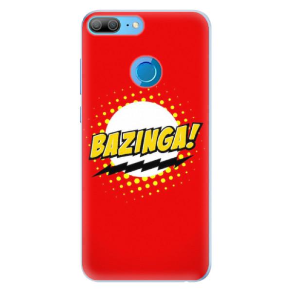 Silikonové pouzdro iSaprio - Bazinga 01 - Huawei Honor 9 Lite