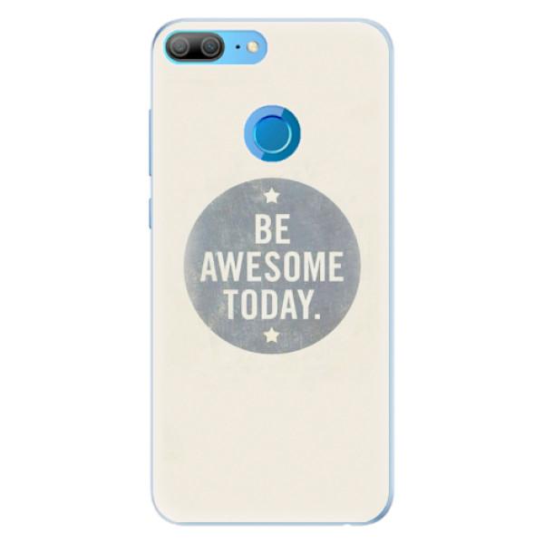 Silikonové pouzdro iSaprio - Awesome 02 - Huawei Honor 9 Lite