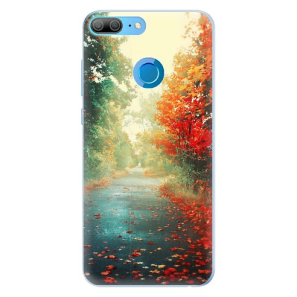 Silikonové pouzdro iSaprio - Autumn 03 - Huawei Honor 9 Lite