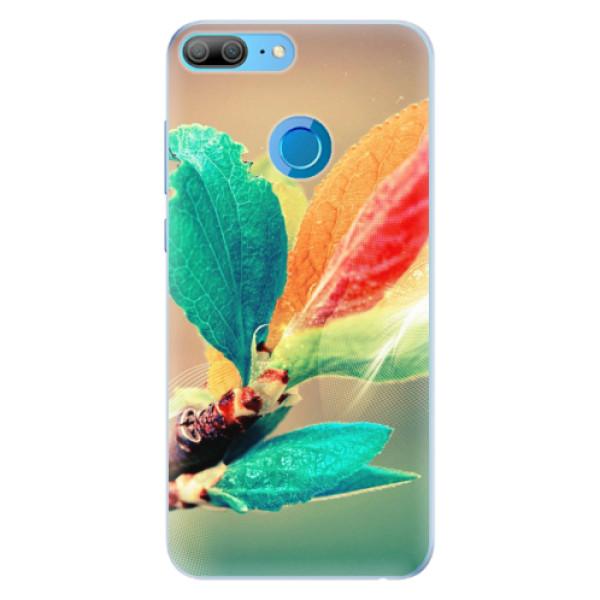 Silikonové pouzdro iSaprio - Autumn 02 - Huawei Honor 9 Lite