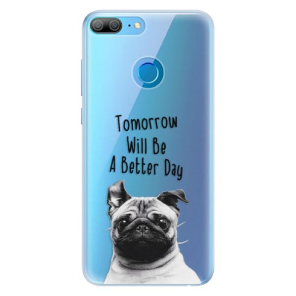 Silikonové pouzdro iSaprio - Better Day 01 - Huawei Honor 9 Lite