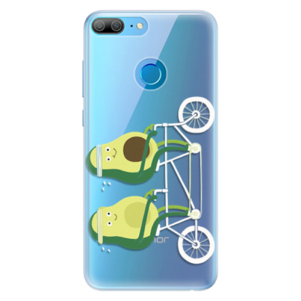 Silikonové pouzdro iSaprio - Avocado - Huawei Honor 9 Lite