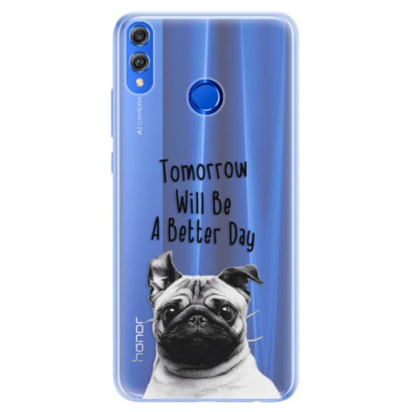 Silikonové pouzdro iSaprio - Better Day 01 - Huawei Honor 8X