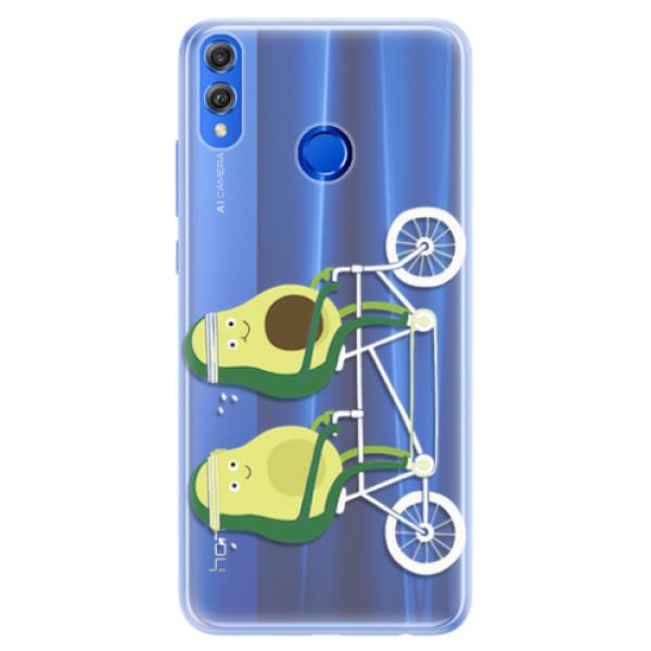 Silikonové pouzdro iSaprio - Avocado - Huawei Honor 8X