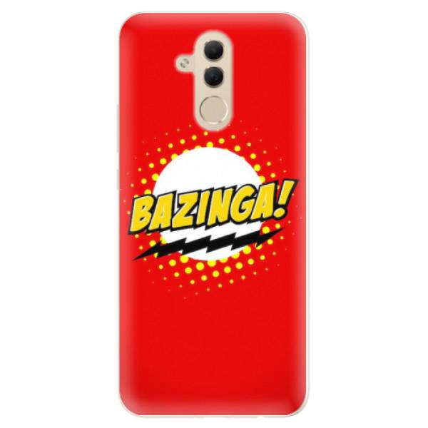 Silikonové pouzdro iSaprio - Bazinga 01 - Huawei Mate 20 Lite