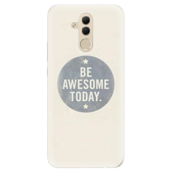 Silikonové pouzdro iSaprio - Awesome 02 - Huawei Mate 20 Lite