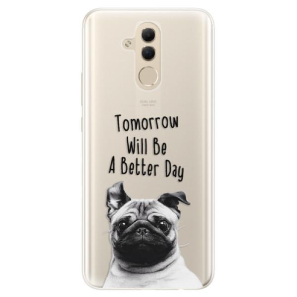Silikonové pouzdro iSaprio - Better Day 01 - Huawei Mate 20 Lite