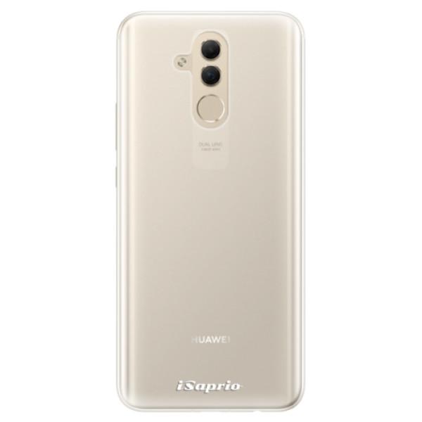 Silikonové pouzdro iSaprio - 4Pure - mléčný bez potisku - Huawei Mate 20 Lite