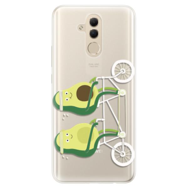 Silikonové pouzdro iSaprio - Avocado - Huawei Mate 20 Lite