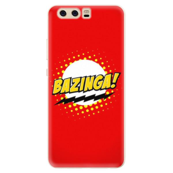 Silikonové pouzdro iSaprio - Bazinga 01 - Huawei P10