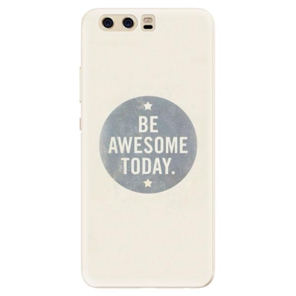 Silikonové pouzdro iSaprio - Awesome 02 - Huawei P10