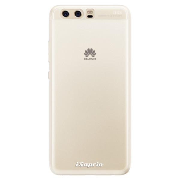Silikonové pouzdro iSaprio - 4Pure - mléčný bez potisku - Huawei P10