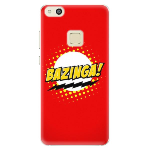 Silikonové pouzdro iSaprio - Bazinga 01 - Huawei P10 Lite