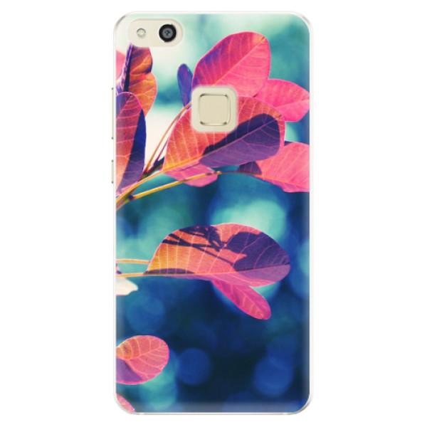 Silikonové pouzdro iSaprio - Autumn 01 - Huawei P10 Lite