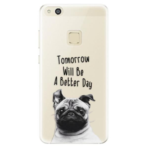 Silikonové pouzdro iSaprio - Better Day 01 - Huawei P10 Lite