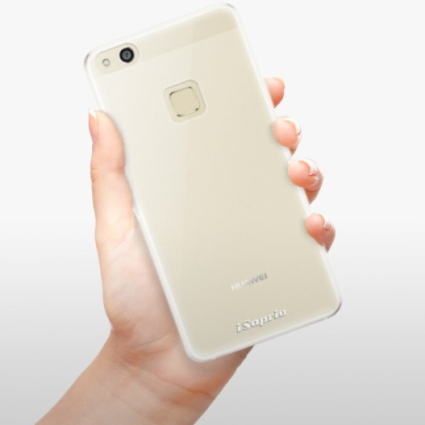 Silikonové pouzdro iSaprio - 4Pure - mléčný bez potisku - Huawei P10 Lite