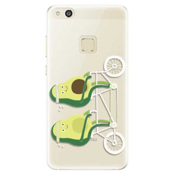Silikonové pouzdro iSaprio - Avocado - Huawei P10 Lite