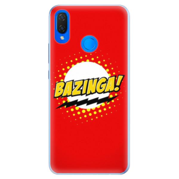 Silikonové pouzdro iSaprio - Bazinga 01 - Huawei Nova 3i