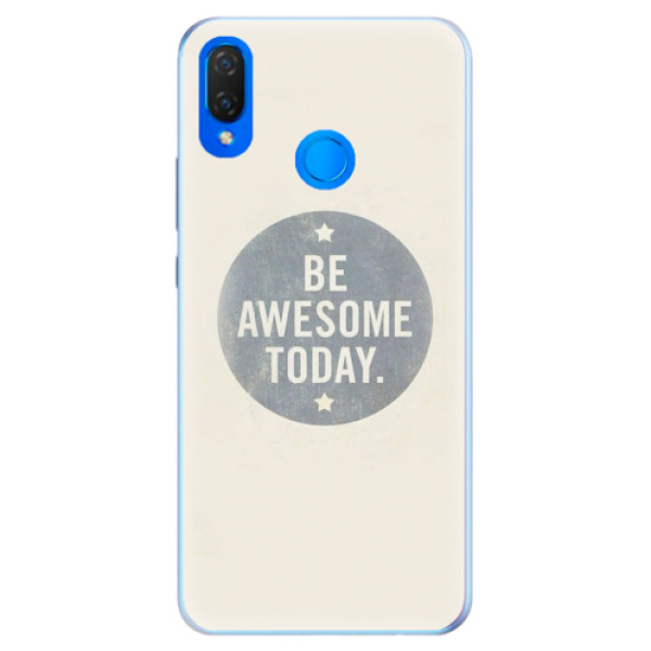 Silikonové pouzdro iSaprio - Awesome 02 - Huawei Nova 3i