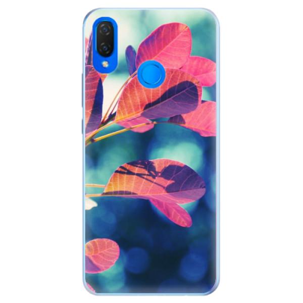 Silikonové pouzdro iSaprio - Autumn 01 - Huawei Nova 3i