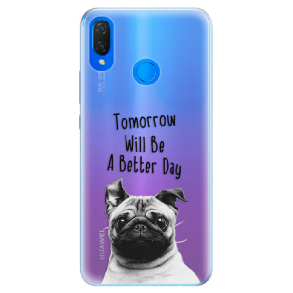 Silikonové pouzdro iSaprio - Better Day 01 - Huawei Nova 3i