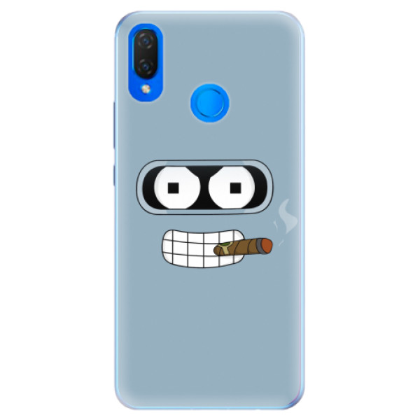 Silikonové pouzdro iSaprio - Bender - Huawei Nova 3i