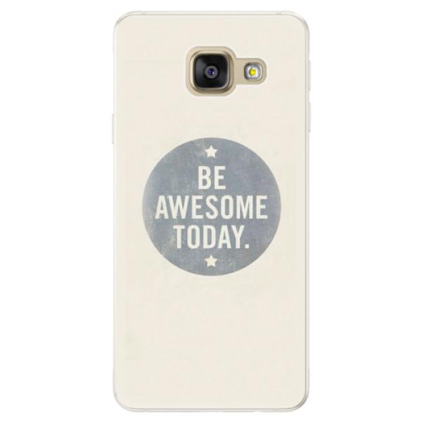 Silikonové pouzdro iSaprio - Awesome 02 - Samsung Galaxy A5 2016