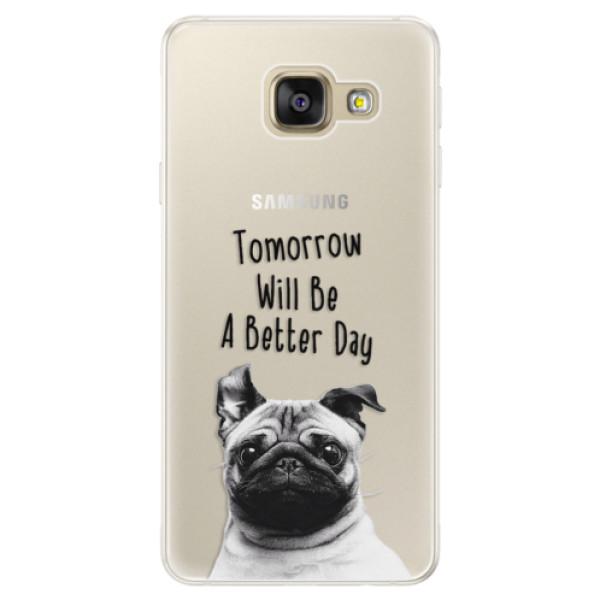 Silikonové pouzdro iSaprio - Better Day 01 - Samsung Galaxy A5 2016