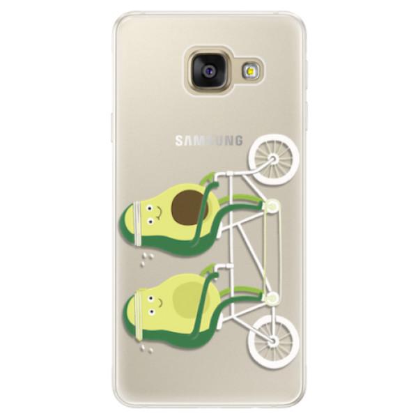 Silikonové pouzdro iSaprio - Avocado - Samsung Galaxy A5 2016