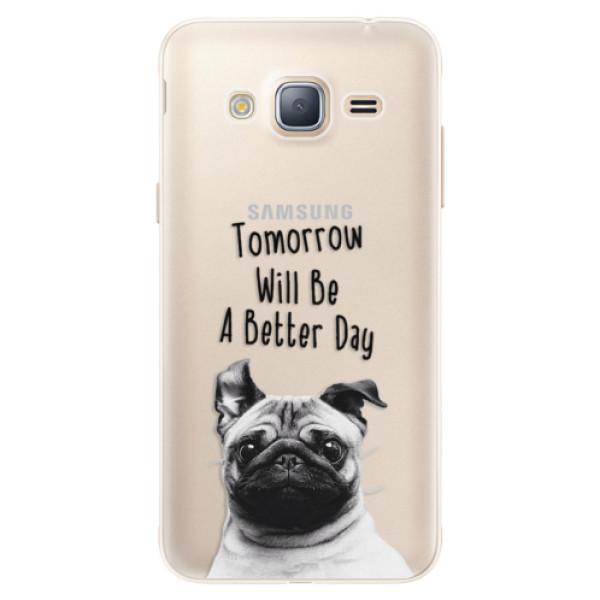 Silikonové pouzdro iSaprio - Better Day 01 - Samsung Galaxy J3 2016