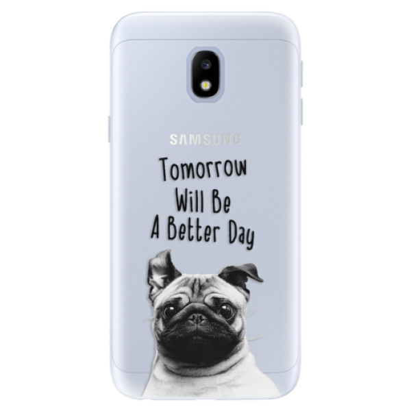 Silikonové pouzdro iSaprio - Better Day 01 - Samsung Galaxy J3 2017
