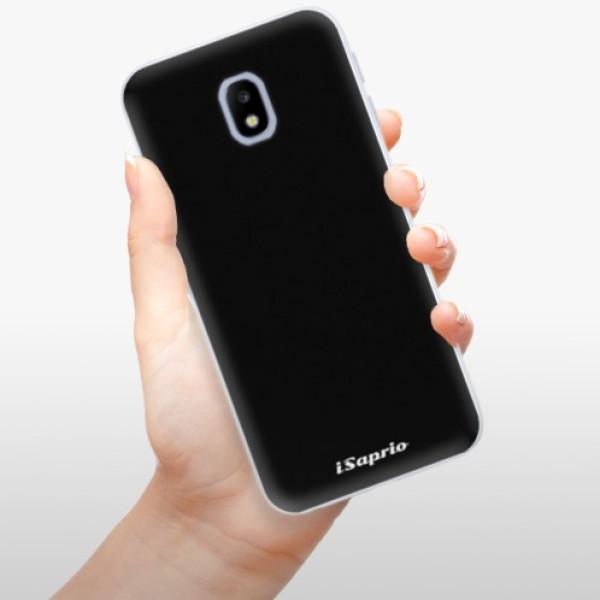 Silikonové pouzdro iSaprio - 4Pure - černý - Samsung Galaxy J3 2017