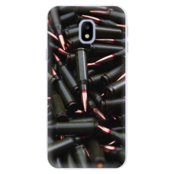 Silikonové pouzdro iSaprio - Black Bullet - Samsung Galaxy J3 2017