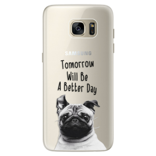 Silikonové pouzdro iSaprio - Better Day 01 - Samsung Galaxy S7
