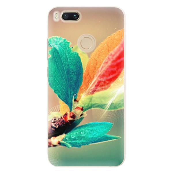 Silikonové pouzdro iSaprio - Autumn 02 - Xiaomi Mi A1