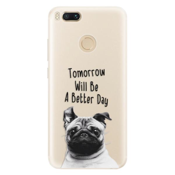 Silikonové pouzdro iSaprio - Better Day 01 - Xiaomi Mi A1