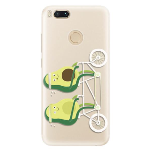 Silikonové pouzdro iSaprio - Avocado - Xiaomi Mi A1