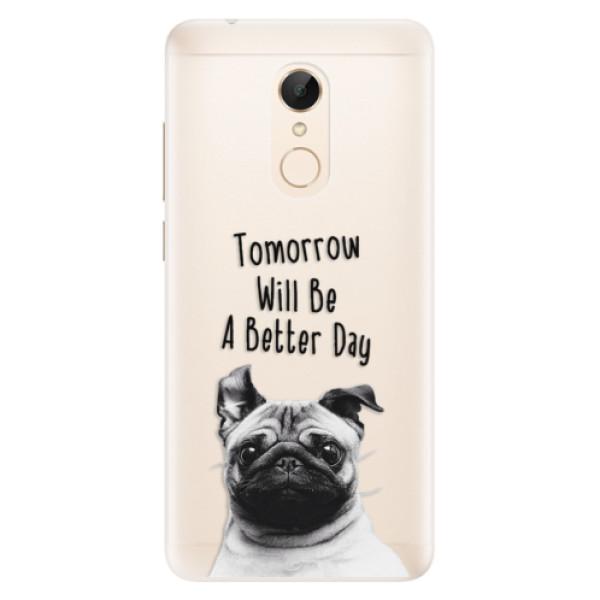 Silikonové pouzdro iSaprio - Better Day 01 - Xiaomi Redmi 5