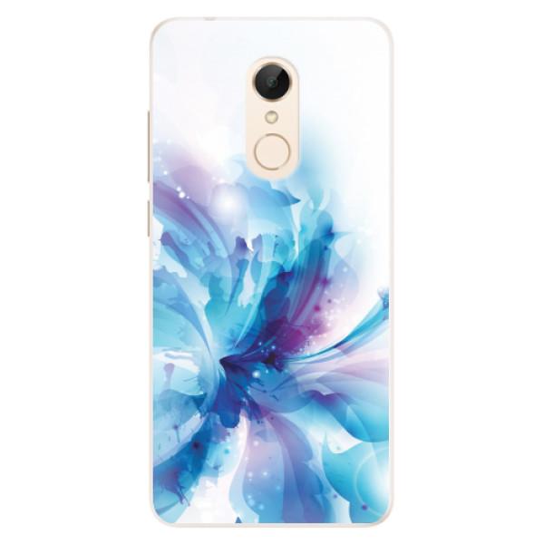 Silikonové pouzdro iSaprio - Abstract Flower - Xiaomi Redmi 5