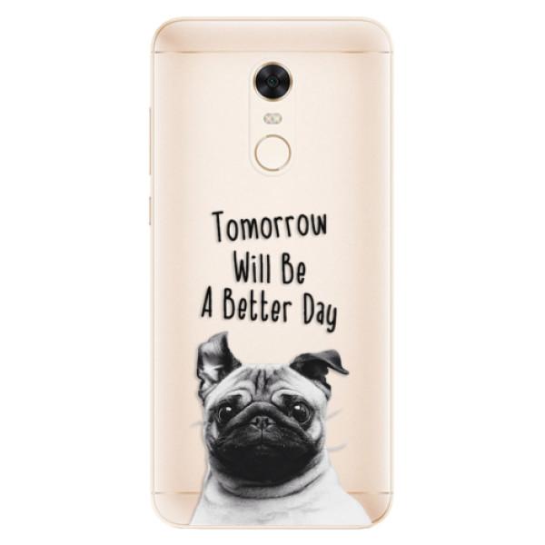 Silikonové pouzdro iSaprio - Better Day 01 - Xiaomi Redmi 5 Plus