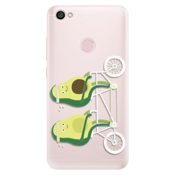 Silikonové pouzdro iSaprio - Avocado - Xiaomi Redmi Note 5A / 5A Prime