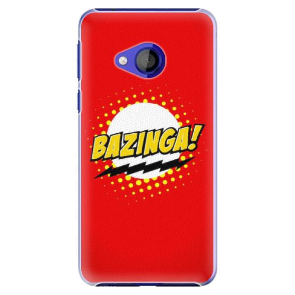 Plastové pouzdro iSaprio - Bazinga 01 - HTC U Play