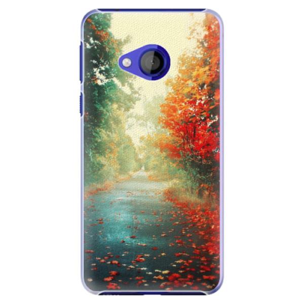 Plastové pouzdro iSaprio - Autumn 03 - HTC U Play