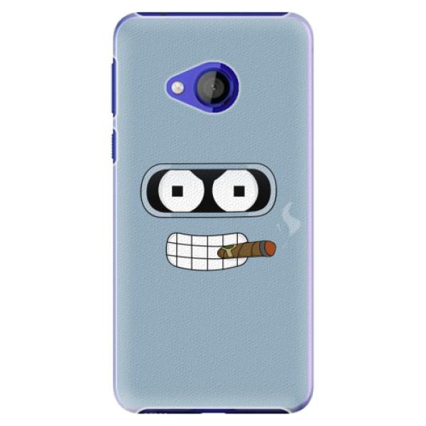 Plastové pouzdro iSaprio - Bender - HTC U Play