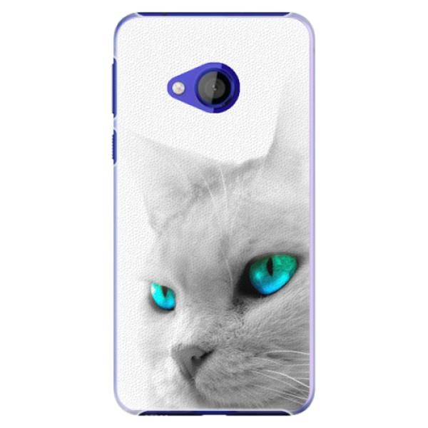 Plastové pouzdro iSaprio - Cats Eyes - HTC U Play