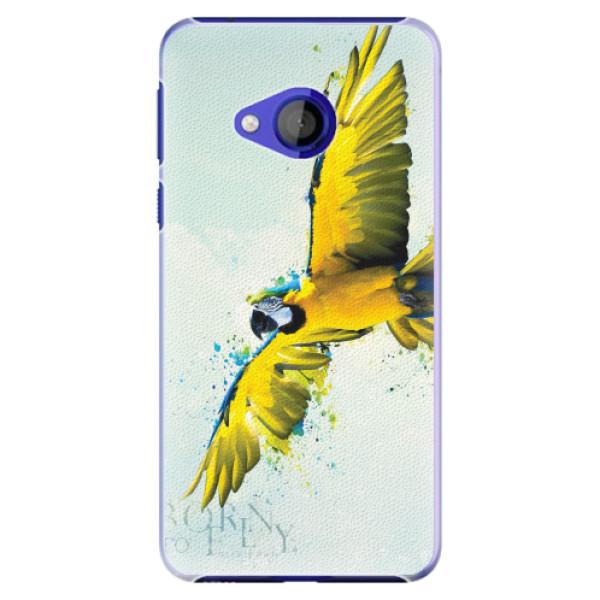 Plastové pouzdro iSaprio - Born to Fly - HTC U Play