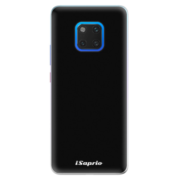 Silikonové pouzdro iSaprio - 4Pure - černý - Huawei Mate 20 Pro